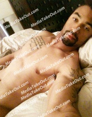 Photos of naked man