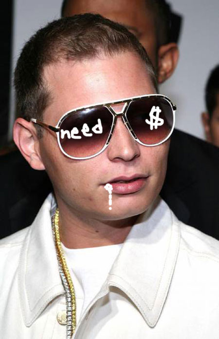 Music Producer Scott Storch chooses cocaine over work?   A M  Caffeine