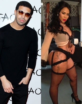 catya and drake dating serena