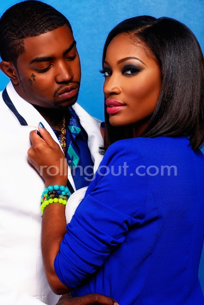 lil� scrappy talks proposal to erica dixon in rolling out