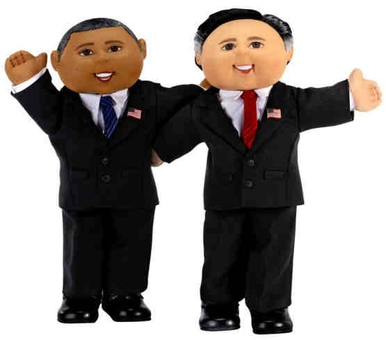Get your obama or romney cabbage patch kid | urban mogul life.