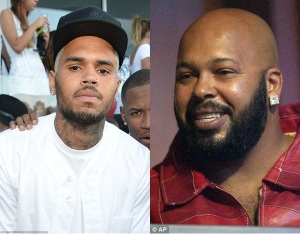 chris brown_suge knight shot at