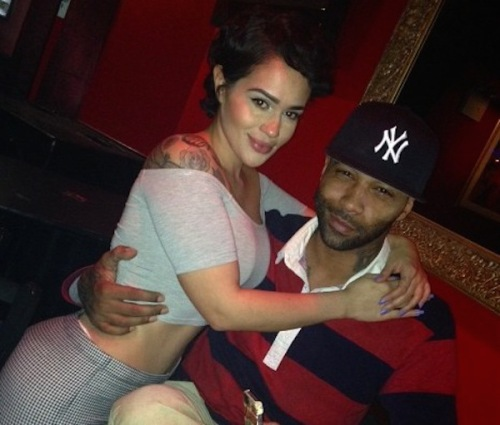 joe buddens girlfriend