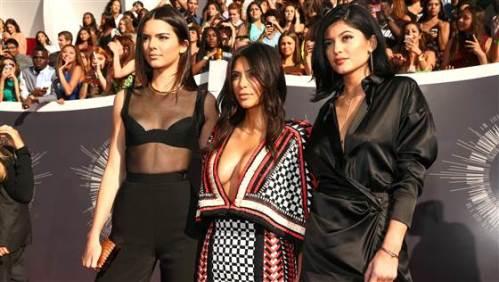 Kardashians VMAs 2014