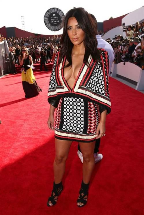 Kim Karsahian VMA 2014