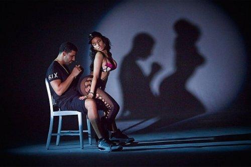 Nicki-Minaj-Drake-lapdance