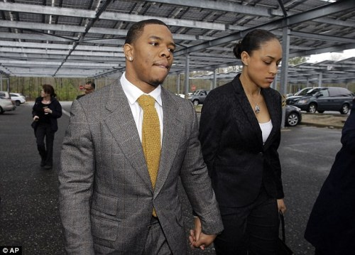 Ray Rice Speaks