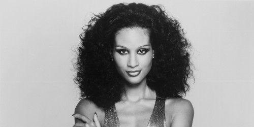 Beverly Johnson Posed