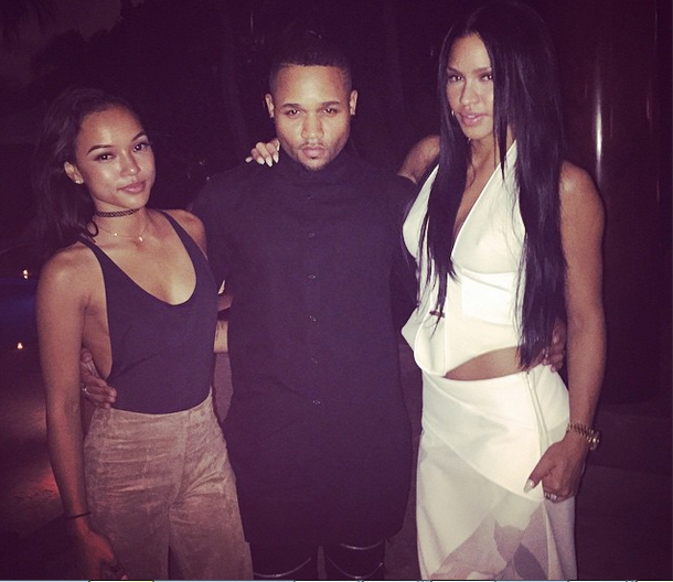 Chris Brown To Karrueche Tran I Love Hard And React: What Karrueche Said To Ignite Chris Brown's Instagram Rant