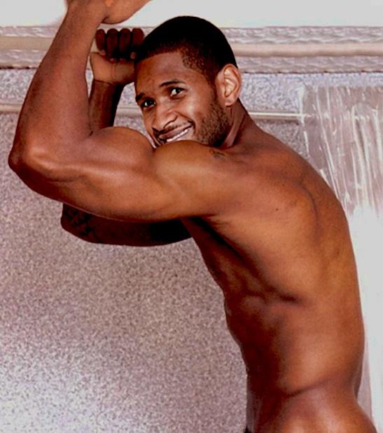 Usher sexy