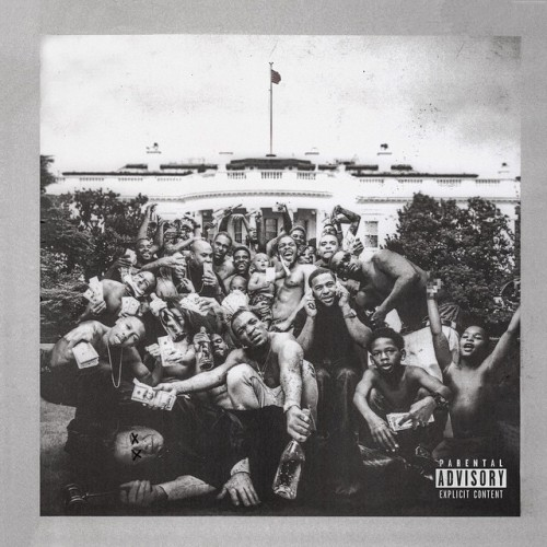 kendrick lamar album artwork