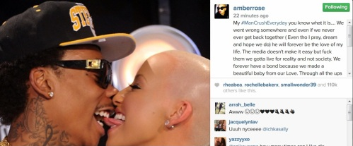 amber rose instagram